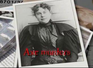 Crime  Axe Murders