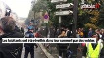 Paris : incendie spectaculaire rue du Temple, 9 blessés légers