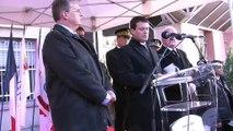 Le ministre de l'intérieur a annoncé l'augmentation des effectifs de police à Miramas