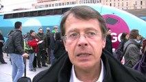 L'interview de Jean-Christophe Archambault, directeur des TGV Sud-Est.