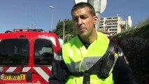 Le rapport du Lieutenant Vincent Dubois, des sapeurs-pompiers de Martigues.