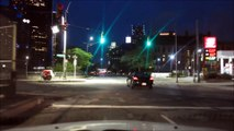 DOWNTOWN DETROIT  AT NIGHT IN THE HOOD PART 3