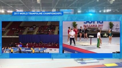 2017 World Trampoline & Tumbling Championships - Men's Synchro TRA & Women's DMT Qualifications