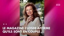 Alain Delon et Valérie Trierweiler  en couple ? La journaliste dément !