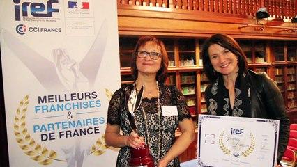 IREF 2017 : Interview de Laurence Pottier Caudron et Danielle Courdouan