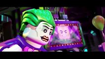 Lego Batman Movie Beyond Gotham Long Video Lego Movie Superman Robin Joker Lego DC Heroes for kids