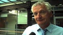 L'interview de Marc Svetchine, directeur régional RFF PACA.