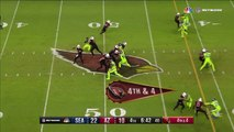 Arizona Cardinals wide receiver Larry Fitzgerald keeps Cardinals' hopes alive with incredible sideline catch