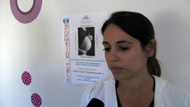 L'interview de Marion Malecki, sage-femme de l'Hôpital de Martigues.