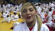 Automne Pavia médaillée de bronze aux JO 2012