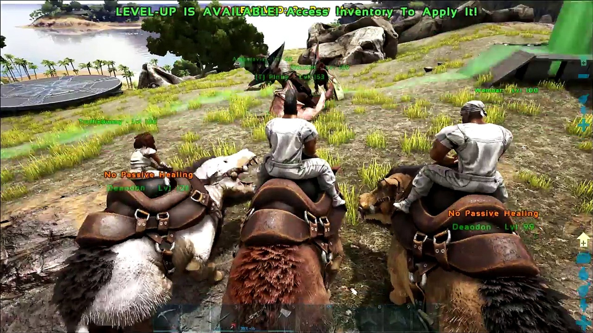 Ark Daeodon Taming Review Patch 257 Vs Alpha Carno Video Dailymotion Can the passiv healing help that babies dont die when i go to sleep? ark daeodon taming review patch 257