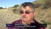 Antoine Poveda a trouvé un gilet de sauvetage du Costa Concordia