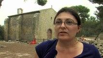L'interview de Marie Valenciano, doctorante en archéologie responsable des fouilles.
