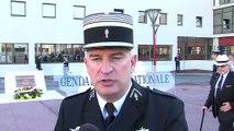 L'interview du Colonel Frédéric Boudier, quelques minutes après la cérémonie.