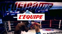 Kickboxing - Enfusion 55 : Kickboxing Bande annonce