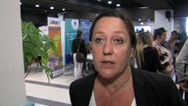 Annie Munoz, directrice de la Maison de l'Emploi Ouest Provence de Miramas.