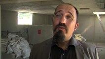 Eric Olivi, délégué médiation culturelle à la ville de Vitrolles.