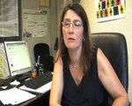 Armelle Liotard, chargée de clientèle Synergie Intérim et Marion, à la recherche d'un emploi