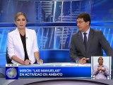 """Misión """"Las Manuelas"""" en actividad en Ambato"""