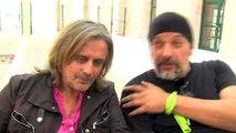 Nilda Fernandez le chanteur et  Eric Fernandez le guitariste, l'histoire d'un coup de foudre musical