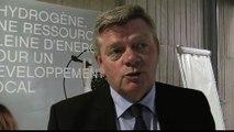 René Raimondi le maire de Fos et président du SAN Ouest Provence