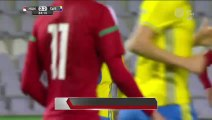 2-2 Jordan Larsson Goal UEFA  Euro U21 Qual.  Group 6 - 10.11.2017 Hungary U21 2-2 Sweden U21