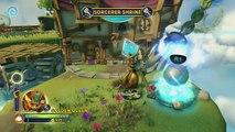 Skylanders Imaginators - Gameplay Walkthrough - Part 6 - Bazooka Doomlander!