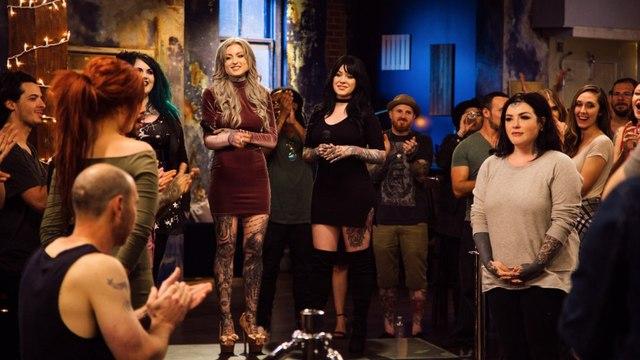 Ink Master: Angels Season 1 Episode 8 [Steel City Showdown] S01E08 Full Episode Online