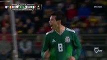 Bélgica 3-3 México - Hirving Lozano, la figura