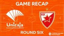Highlights: Unicaja Malaga - Crvena Zvezda mts Belgrade
