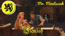 Tangled - Everyone here doesn't like me - One Line Multilanguage