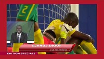 Youssou Ndour & El Hadji Diouf félicitent les lions du Sénégal