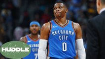 Are Russell Westbrook, Carmelo Anthony & Paul George in Panic Mode?  The Huddle