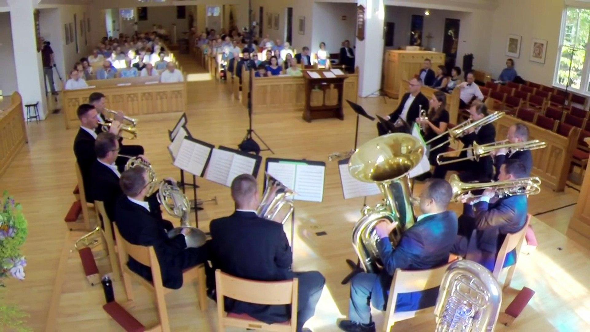 Barclay Brass plays Bach - Wachet auf, ruft uns die Stimme