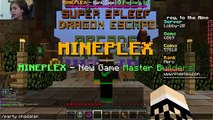 Minecraft - Master Builders MiniGames with Gamer Chad and Hannah Carr on Mineplex