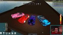 LAMBORGHINI AVENTADOR RACE - Roblox Vehicle Simulator #6