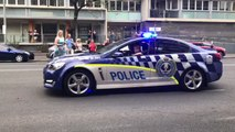 South Australia Police Take Part in Adelaide Pride March