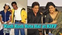 SRK-Kajol gave us 'Kuch Kuch Hota Hai' feels at KIFF