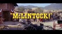LE GRAND MCLINTOCK (1963) Bande Annonce S.T.Fr. (en option)