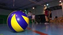 D!CI TV : début de saison en fanfare pour les féminines du Gap Volley Ball