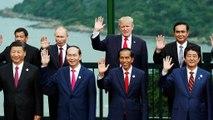 Trump und Putin: Weiter zusammen gegen die IS-Miliz in Syrien