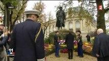 Les commémorations du 11 novembre en images