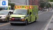 [Montreal] Ambulance Urgences-Santé Montréal (collection)