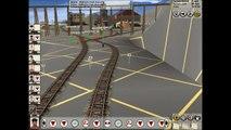 Trainz Railroad Simulator 2006 (Ep. 002: The Slippery Slope)