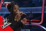 Margret ' I am changing ' Jennifer Hudson Audition à l'aveugle The Voice Afrique 2017
