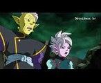 A Fusão De Goku Black e Zamasu  Dragon Ball Super Dublado