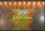 Tom Jones Delilah Karaoke Version