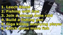 ARK - Fishing Tips and Tricks - Fast Catch within 2 minutes - Fishing Pen - 1000 sub special