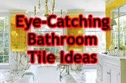 Eye Catching Bathroom Tile Ideas Part 01-Sylish designer bathrooms