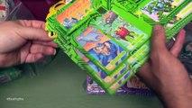 GIANT SURPRISE FAST FOOD TOY YARD SALE HAUL! Disney, Barbie + 100s MORE!   Bins Toy Bin